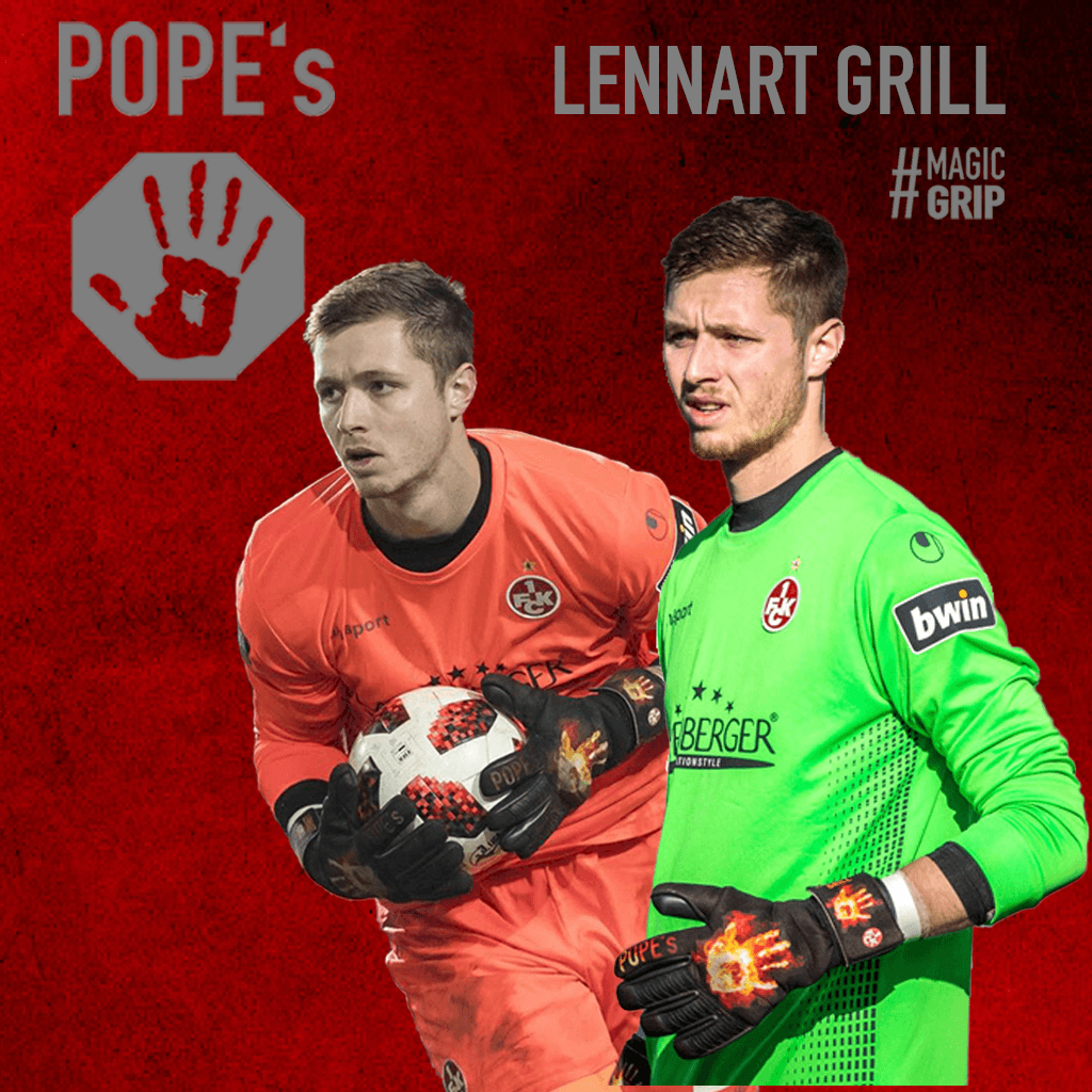 Lennart Grill - POPE's