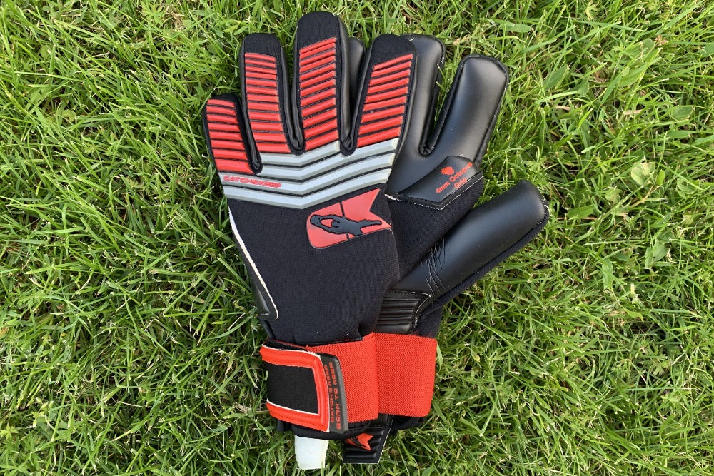 Catch & Keep - Dynamic Black Red 2.0